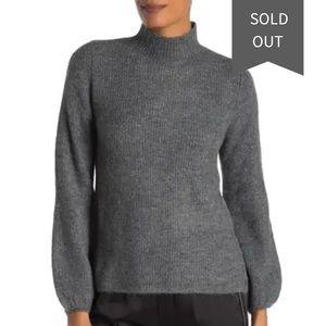 Rachel Roy Shayla Balloon Sleeve Sweater